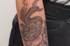 serpent-floral-1